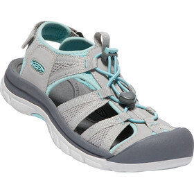 Keen Venice II H2 Chaussures Femme, paloma/pastel turquoise
